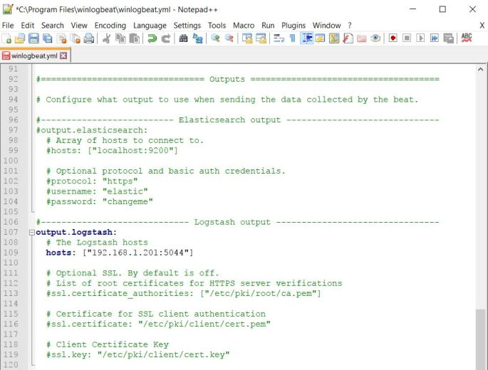 Sending Logs to ELK with Winlogbeat and Sysmon – Burnham Forensics