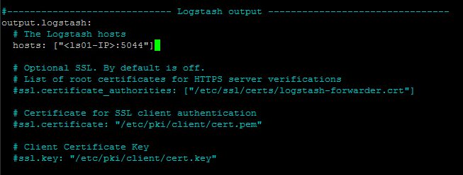 Using Default Filebeat Index Templates with Logstash – Burnham Forensics