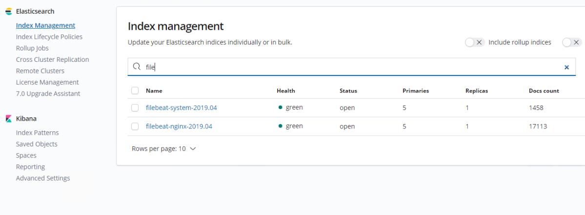 Using Default Filebeat Index Templates with Logstash